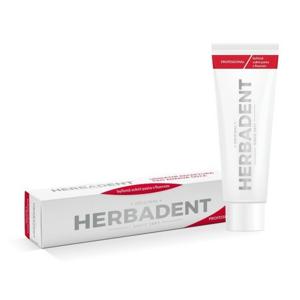 Herbadent Professional bylinná zubní pasta 100g - II. jakost