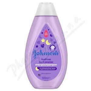 Johnsons Bedtime šampon pro dobré spaní 500ml