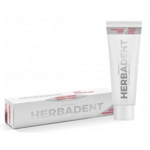 HERBADENT HOMEO PROFES.bylin.zub.pasta+ženšen 100g - II. jakost