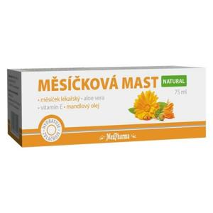 MedPharma Měsíčková mast NATURAL 75ml - II. jakost