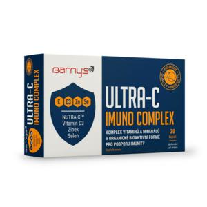 Barnys Ultra-C Imuno Complex cps.30 - II. jakost