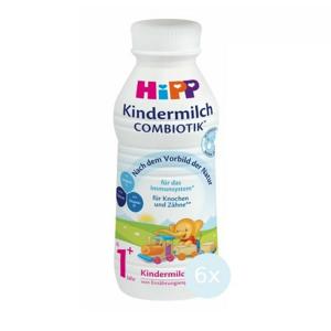 HiPP MLÉKO TEKUTÉ HiPP 1+ JUNIOR Combiotik 6x470ml