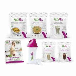 KetoMix Ketonová dieta mix na 7 dní - II. jakost