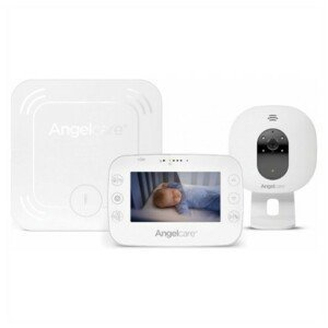 Angelcare Monitor pohybu dechu a videochůva AC327