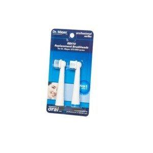 Dr.Mayer RBH10 Náhradní hlavice pro zubní kartáček GTS1050 2ks