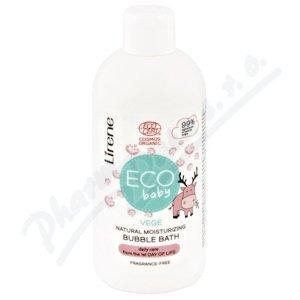 Lirene ECO baby přírodní pěna do koupele 250ml