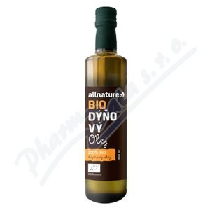 Allnature Dýňový olej BIO 250ml