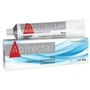 Apirectal Mast s kyselinou hyaluronovou a propolisem 20g