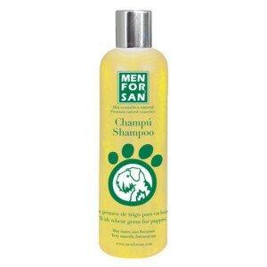 Menforsan Šampon z pšeničných klíčků pro štěňata 300ml