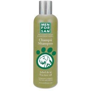 Menforsan Šampon s Tea Tree olejem proti svědění pro psy 300ml