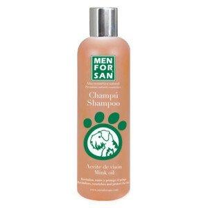 Menforsan Šampon ochranný s norkovým olejem pro psy 300ml