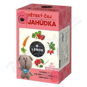 LEROS Dětský čaj Jahůdka 20x2g