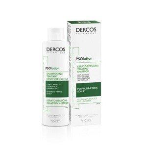 VICHY DERCOS PSOlution šampon pro pokožku hlavy se sklonem k lupénce 200ml