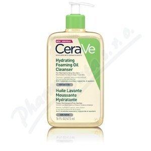 CERAVE Čisticí pěnící olej 473 ml