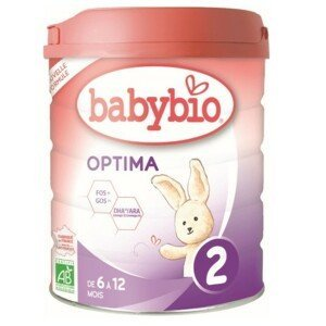 BABYBIO Optima 2 800g