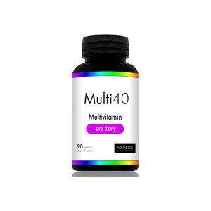 ADVANCE Multi40 pro ženy cps. 90 - II. jakost