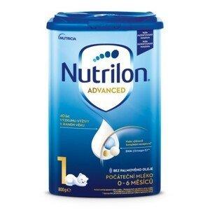 Nutrilon Advanced 1 800g - balení 6 ks