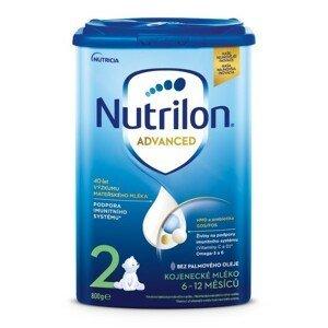 Nutrilon Advanced 2 800g - balení 3 ks