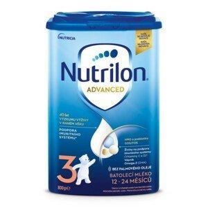 Nutrilon Advanced 3 800g - balení 3 ks