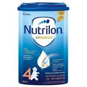 Nutrilon Advanced 4 800g - balení 3 ks