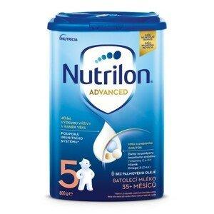 Nutrilon Advanced 5 800g - balení 3 ks