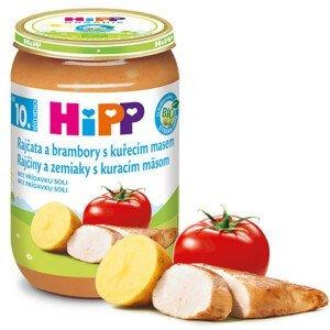 HiPP JUNIOR BIO Rajčata a brambory s kuřecím 220g