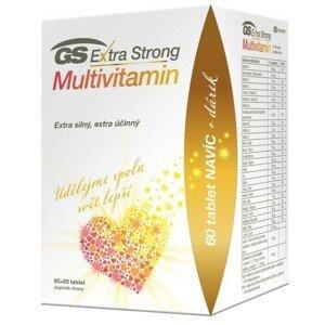 GS Extra Strong Multivitamin 60+60 dárkové balení 2021