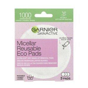 Garnier Znovupoužitelné Eco odličovací tampony 3 ks