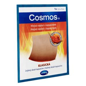 COSMOS hřejivá náplast s kapsaicinem klasická 12,5x15cm/1ks