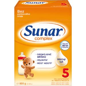 Sunar Complex 5, 600g - nový