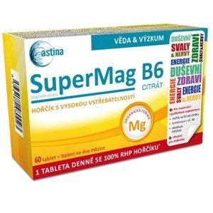 Astina SuperMag B6, 60 tabliet