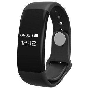 CUBE1 Smart band H30 Black Fitness náramek