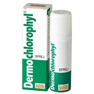 Dr.Muller  Dermochlorophyl sprej 50ml