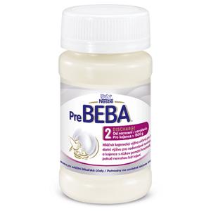 Nestlé Beba Pre 2 Discharge Mléčná kojenecká výživa pro řízenou dietní výživu 90ml
