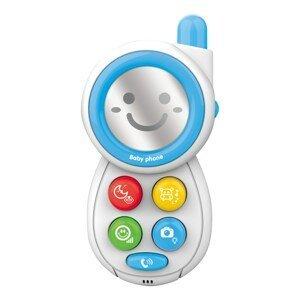 Bayo Dětský telefónek se zvuky Blue
