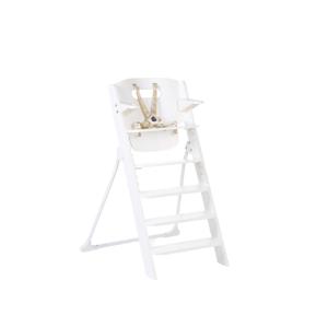 Childhome Židlička 4v1 Kitgrow Wood White