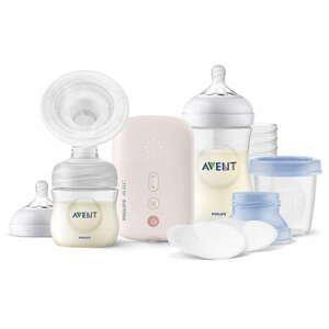 Philips AVENT Elektrická odsávačka mateřského mléka SCF396/21