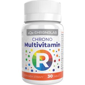 Chrono Multivitamín R 30 tablet