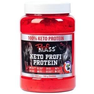 Profimass Keto Profi Protein borůvka 1100g