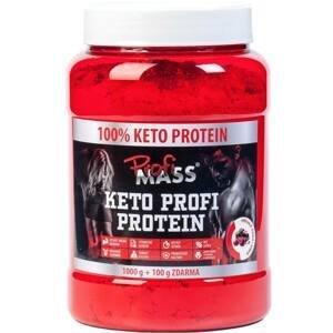 Profimass Keto Profi Protein čoko/višeň 1100g