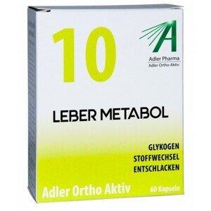 Adler Pharma  Adler ORTHO Nr. 10 60 kapslí