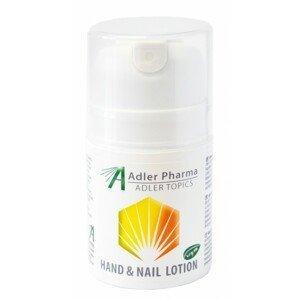 Adler Pharma  Adler Topics HAND&NAIL krém na ruce a nehty 50ml