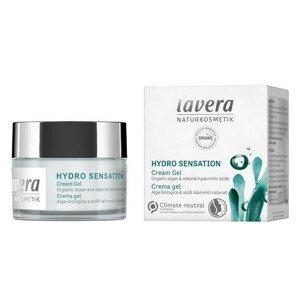 Lavera Hydro Sensation krémový gel 50ml