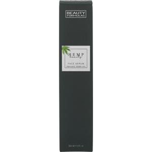 BeautyFormulas Pleťové sérum s konopným olejem 30ml