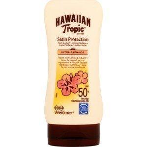 Hawaiian Tropic mléko na opalování SPF 50+ Satin Protection 180ml