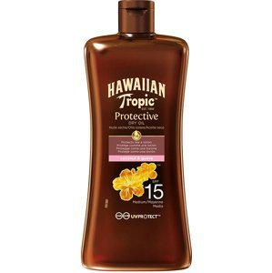 Hawaiian Tropic suchý olej na opalování SPF 15 Hawaiian Tropic 100ml