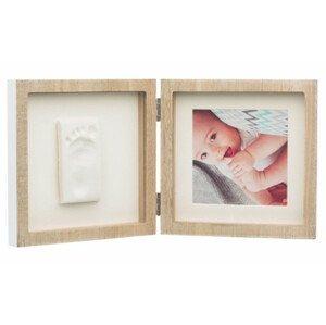 Baby Art  Square Frame Wooden