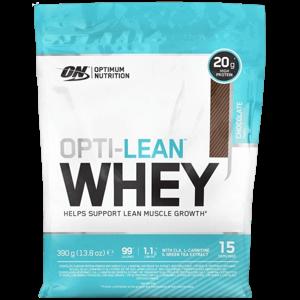 Optimum Nutrition Opti-Lean Whey čokoláda 390g