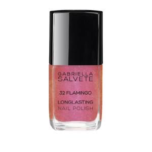Gabriella Salvete Dlouhotrvající lak na nehty s vysokým leskem Flamingo 11ml