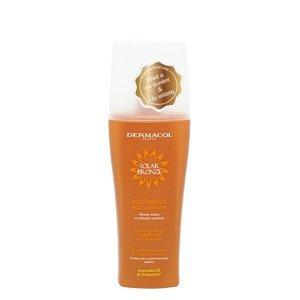 Dermacol Tělové mléko urychlující opálení Solar bronze 200ml